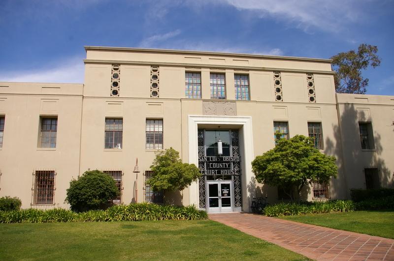 San Luis Obispo County appearance attorney