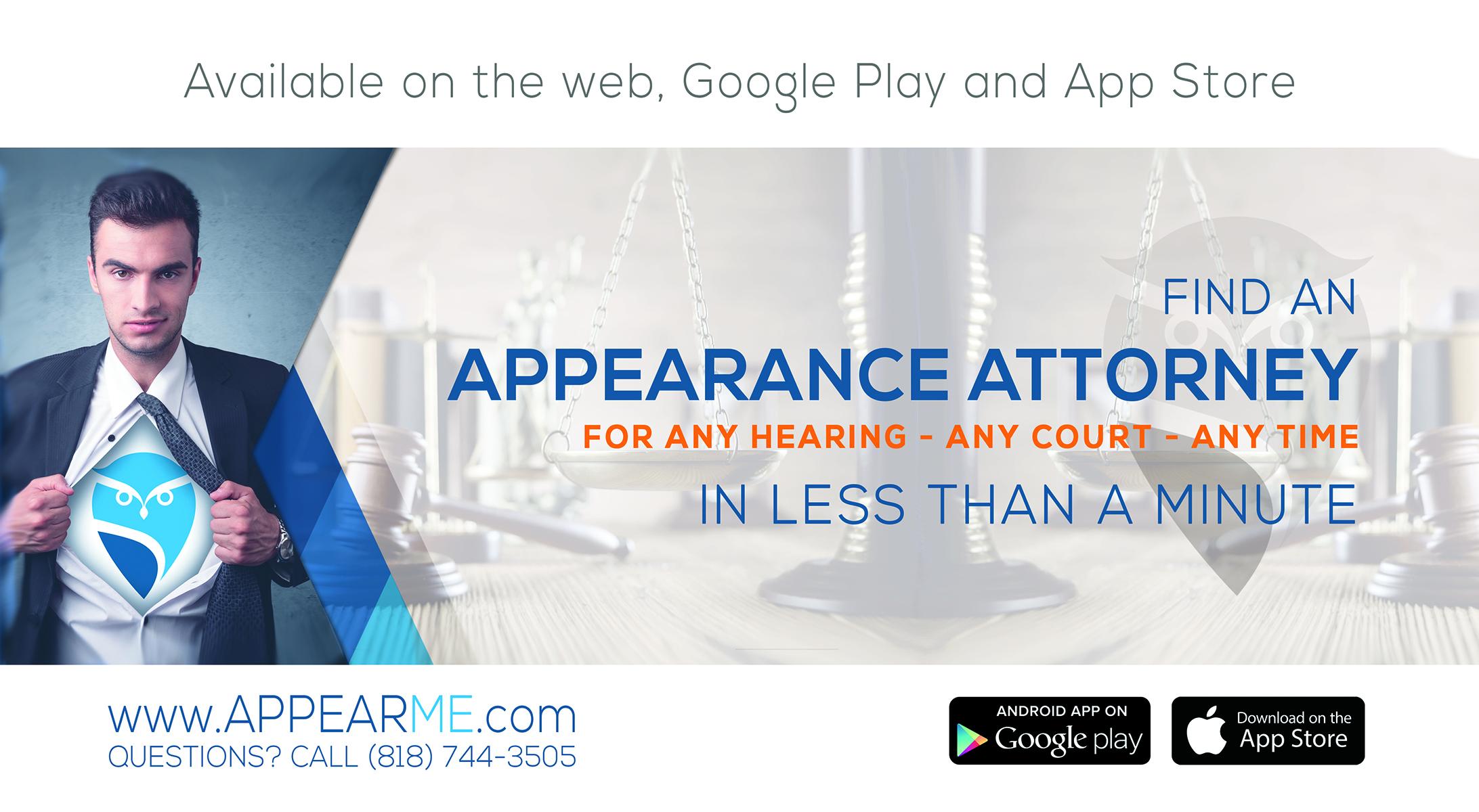 Appear Anywhere