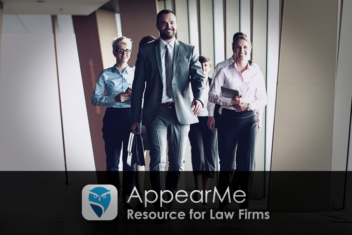 AppearMe – a Resource for Law Firms