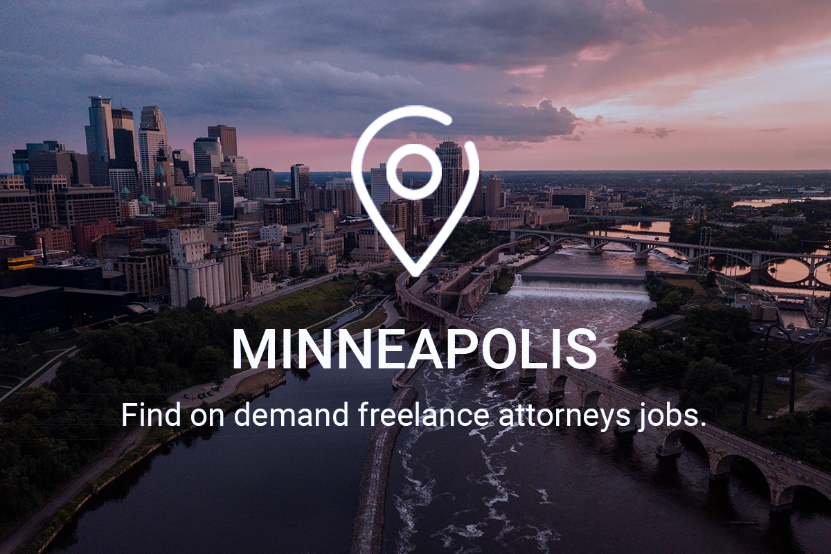 Freelance Attorneys Available in Minneapolis