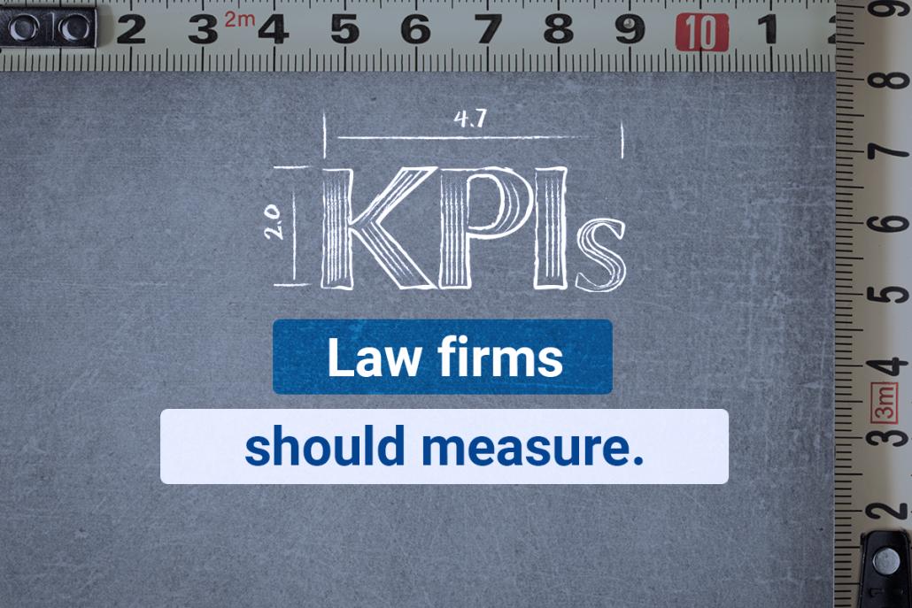 KPIs Law Firms Should Measure