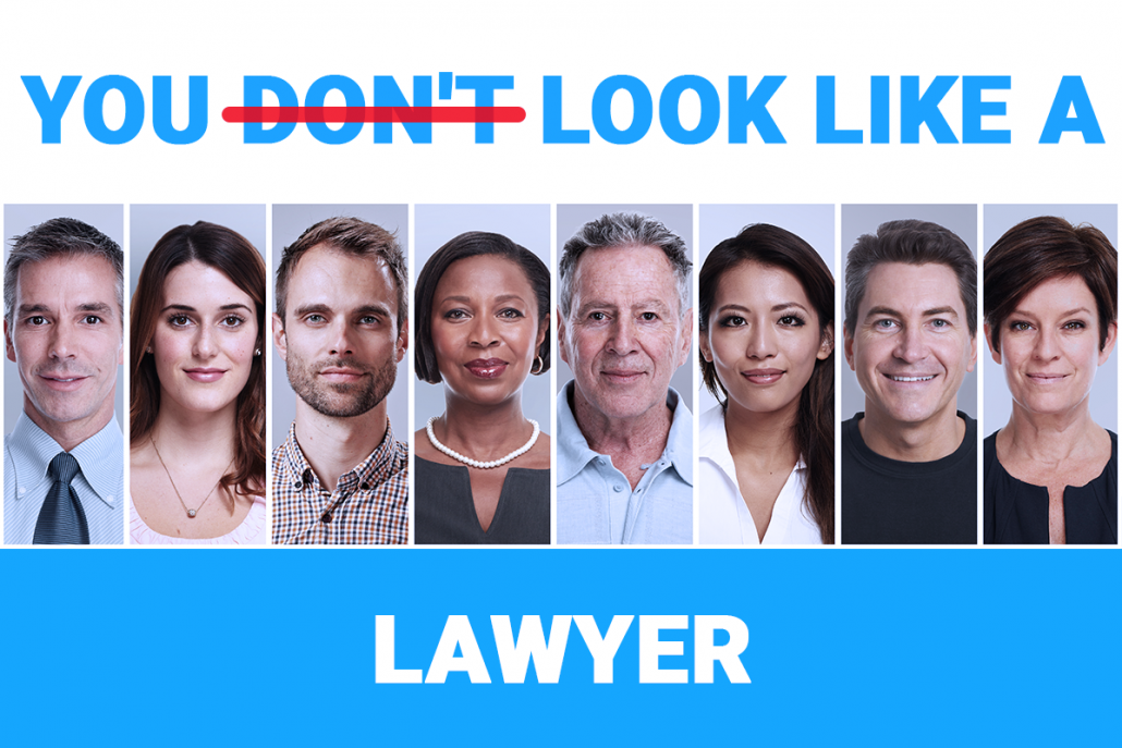 A Sociologist Says You Need to Be White and Male to Look Like a Lawyer