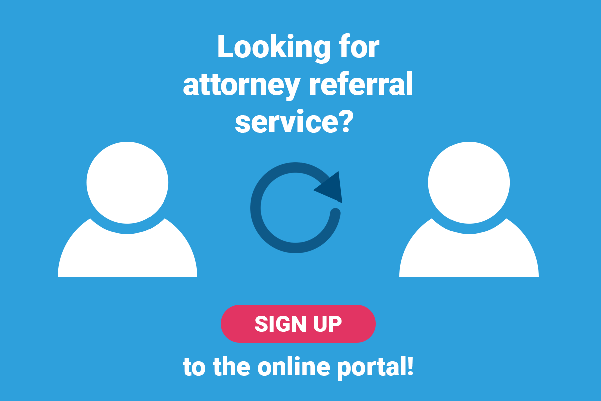Looking for a Case Referral Service? Sign up to the Online Portal!