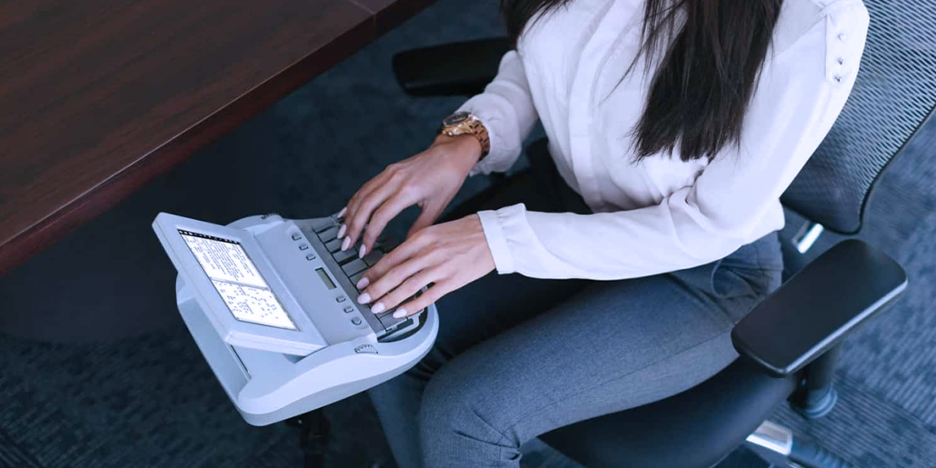 Hire a Court Reporter Even 30 Minutes Before the Assignment Time