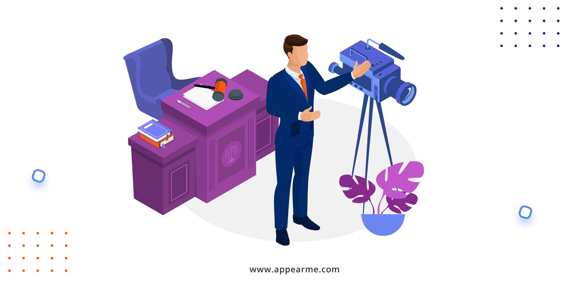 How Can You Find a Legal Videographer Near You?