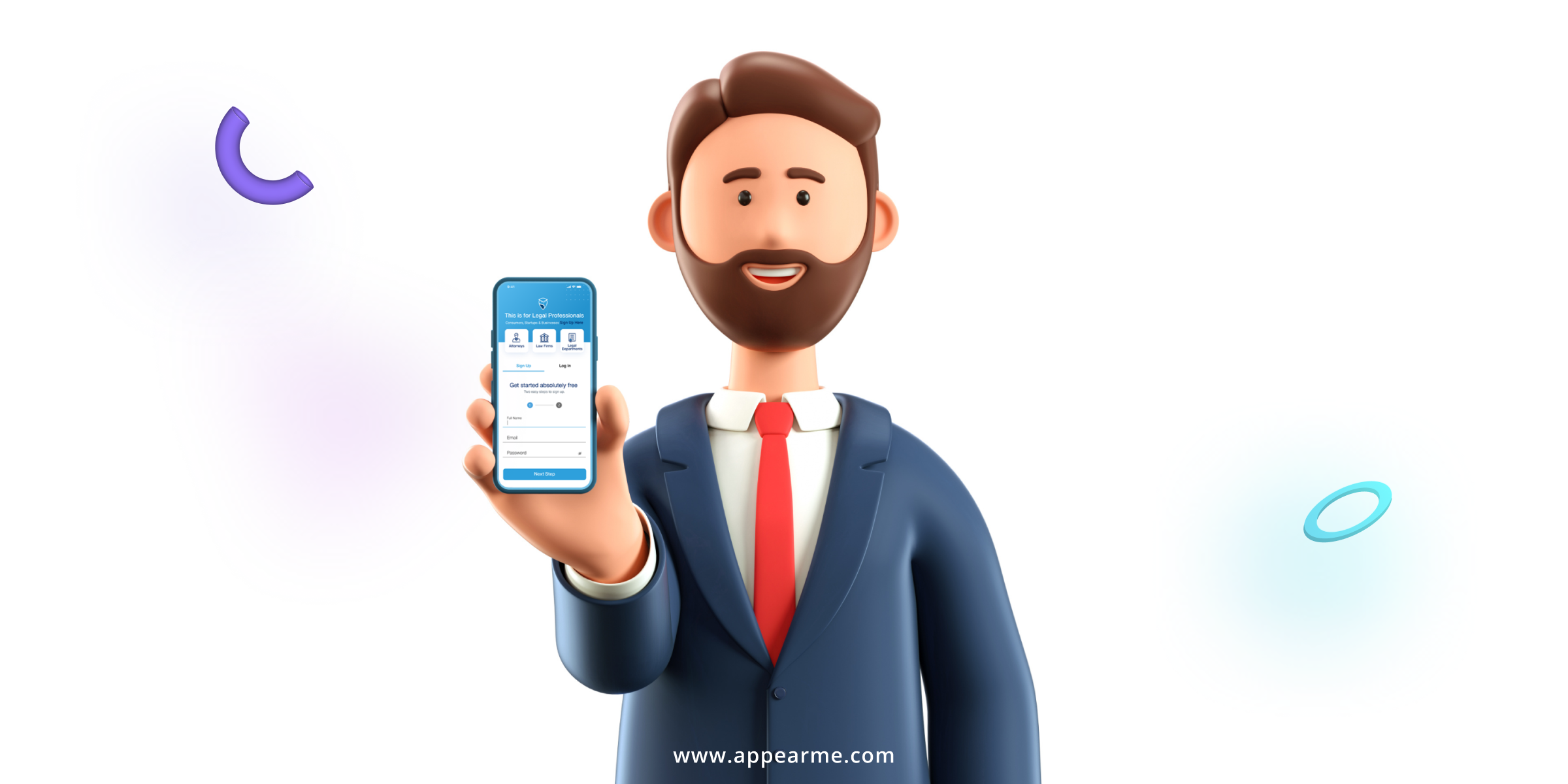 Have an Immediate Need for an Appearance Attorney? Download AppearMe