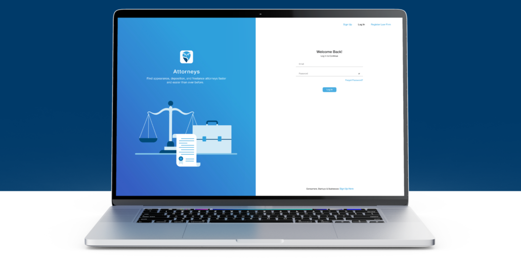 AppearMe | Hiring a Freelance Attorney Couldn't Be Easier